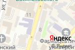 Схема проезда до компании ТВИСТ в Харькове