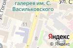 Схема проезда до компании Wow Tour в Харькове