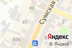 Схема проезда до компании Shifonier в Харькове