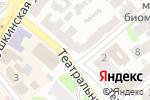 Схема проезда до компании Нотариус Скорбач Я.С. в Харькове