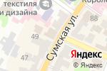 Схема проезда до компании Barbaris в Харькове