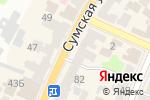 Схема проезда до компании Студия прически и макияжа Анны Науменко в Харькове