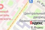 Схема проезда до компании Ветеринарный кабинет на проспекте Фрунзе в Харькове