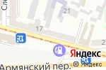 Схема проезда до компании Квант в Харькове