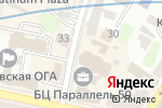 Схема проезда до компании Vostok2007 в Харькове