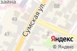 Схема проезда до компании Тестовъ в Харькове