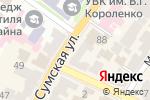 Схема проезда до компании Egle в Харькове