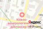 Схема проезда до компании Міський клінічний шкірно-венерологічний диспансер №5 в Харькове