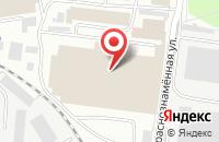 Схема проезда до компании Золотая Астра в Курске