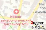 Схема проезда до компании Почтовое отделение №2 в Харькове