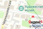 Схема проезда до компании MobiFix в Харькове