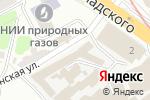 Схема проезда до компании Харьков на ладонях в Харькове