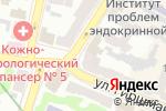 Схема проезда до компании Феєрія мандрів в Харькове