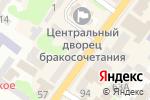 Схема проезда до компании Wonders в Харькове