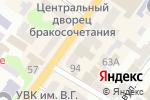 Схема проезда до компании Esthetic Laser Plus в Харькове