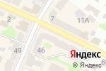 Схема проезда до компании Bridal Story в Харькове