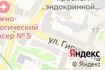 Схема проезда до компании ARTstreet в Харькове