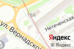 Схема проезда до компании ВТБ Банк, ПАО в Харькове