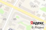 Схема проезда до компании Progressiv в Харькове
