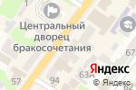 Схема проезда до компании Monte Napoleone в Харькове