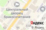 Схема проезда до компании Seven в Харькове