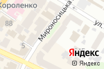 Схема проезда до компании АБ УКРГАЗБАНК, ПАО в Харькове