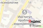 Схема проезда до компании Delphin English в Харькове