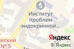 Схема проезда до компании Misost в Харькове