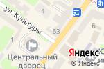 Схема проезда до компании Happy day в Харькове
