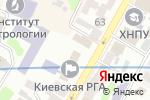 Схема проезда до компании МЕГАБАНК, ПАО в Харькове