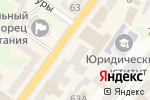 Схема проезда до компании Glam Novias в Харькове