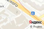 Схема проезда до компании Сокол в Харькове