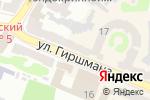 Схема проезда до компании Зона 51 в Харькове