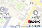 Схема проезда до компании Нотариус Шаульская Н.И. в Харькове