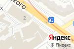Схема проезда до компании ВіВат в Харькове