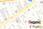 Схема проезда до компании Вулкан в Харькове