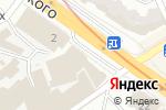 Схема проезда до компании Pronto в Харькове