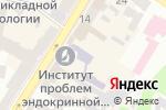 Схема проезда до компании Капоэйра Dende в Харькове