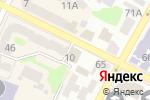 Схема проезда до компании Lukava в Харькове
