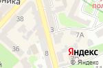 Схема проезда до компании Книжный магазин в Харькове