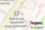 Схема проезда до компании Император в Харькове