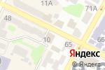 Схема проезда до компании G.Bar в Харькове