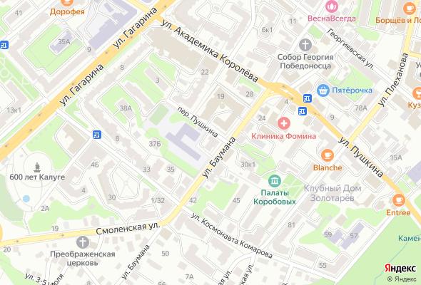 купить квартиру в ЖК по ул. Баумана
