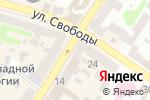 Схема проезда до компании ПЗУ Україна, ПрАТ в Харькове