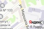 Схема проезда до компании Meet & Meat в Харькове