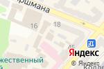 Схема проезда до компании Velena в Харькове
