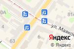 Схема проезда до компании 3 карандаша в Харькове
