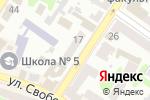 Схема проезда до компании BestLocks в Харькове