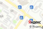 Схема проезда до компании Одесса в Харькове