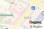 Схема проезда до компании Акварель в Харькове